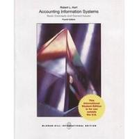 Accounting Information Systems Basic Concepts