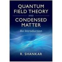 Quantum Field Theory and Condensed Matter 978