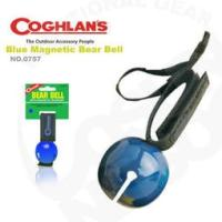 【Coghlans 加拿大】可消音熊鈴Colored Bear Bell with Mag