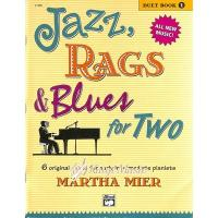 Kaiyi Music ♫Kaiyi Music♫Jazz rags  blues for two Duet book 1