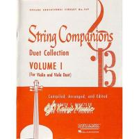 Kaiyi Music ♫Kaiyi Music♫String companions duet collection book 1