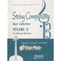 Kaiyi Music ♫Kaiyi Music♫String companions duet collection book II