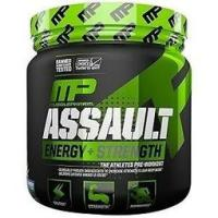~W J ~Muscle Pharm MP Assault 配方 前飲品肌酸BCAA 30