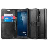 Spigen 韓國SGP Samsung Galaxy Note 4 Wallet S 掀